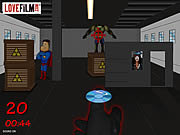 Click to Play Superhero Shooter