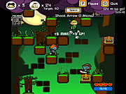 Click to Play Vertical Drop Heroes