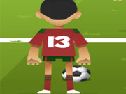 Click to Play World Football Kick 2018